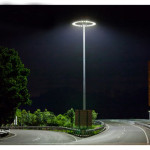 Reflektori na visokim stupovima