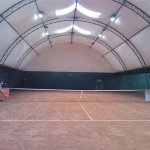 Indoor Tennis Court Project